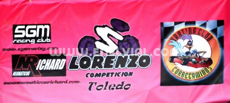 Visita a Lorenzo Competición Toledo, julio y octubre 2011