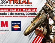 Campeonato del mundo de X-Trial en Madrid, 3 de marzo de 2012