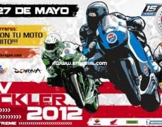 CEV 2012. Motorland, 27 de mayo de 2012