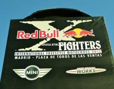Red Bull X-Fighters 2012, Las Ventas 20 de julio de 2012