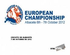UEM European Championship 2012. Albacete, 7 de octubre de 2012