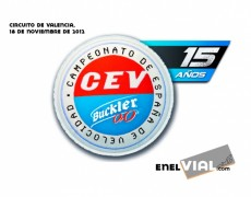 CEV 2012. Valencia, 18 de noviembre de 2012