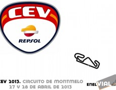 CEV 2013. Montmeló, 28 de abril de 2013