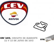 CEV 2013. Albacete, 23 de junio de 2013