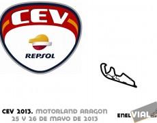 CEV 2013. Motorland 26 de mayo de 2013