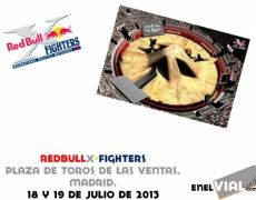 Red Bull XFighters 2013. Madrid, 19 de julio de 2013