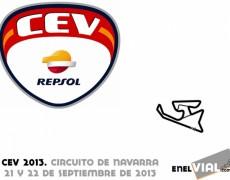 CEV 2013. Navarra, 22 de septiembre de 2013