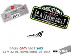 Rally CAM RACE 2013, 22 y 23 de noviembre de 2013