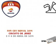 FIM CEV Repsol 2014. Jerez