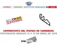 SBK Motorland Aragón 2014