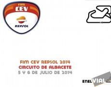 FIM CEV Repsol 2014. Albacete