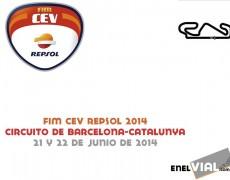 FIM CEV Repsol 2014. Montmeló