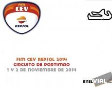 FIM CEV Repsol 2014. Portimao