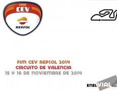 FIM CEV Repsol 2014. Valencia