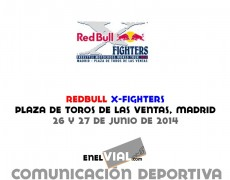 Red Bull X-Fighters 2014. Madrid