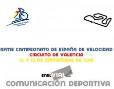 RFME Campeonato de España de Velocidad. Valencia