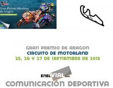 MotoGP 2015. Motorland Aragón