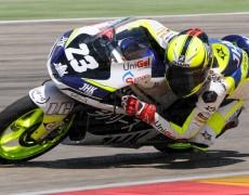 Raúl Fernández, FIM CEV Repsol. Campeonato del Mundo junior de Moto3